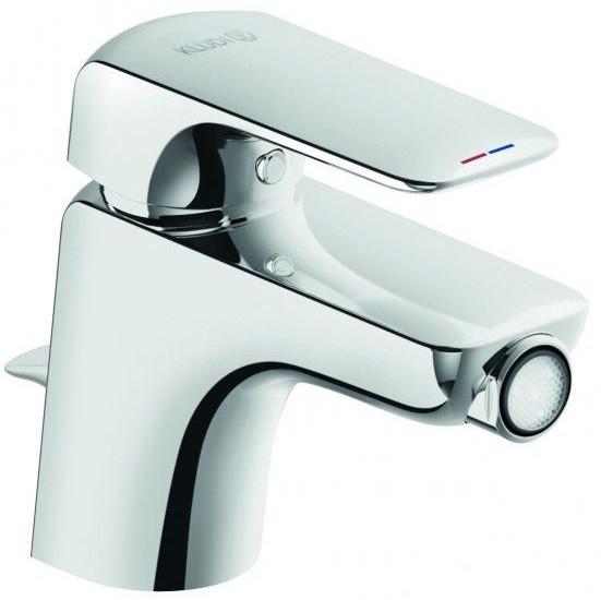 Смеситель для биде с донным клапаном Kludi Ameo 412160575 смеситель для биде с донным клапаном kludi logo neo 375330575