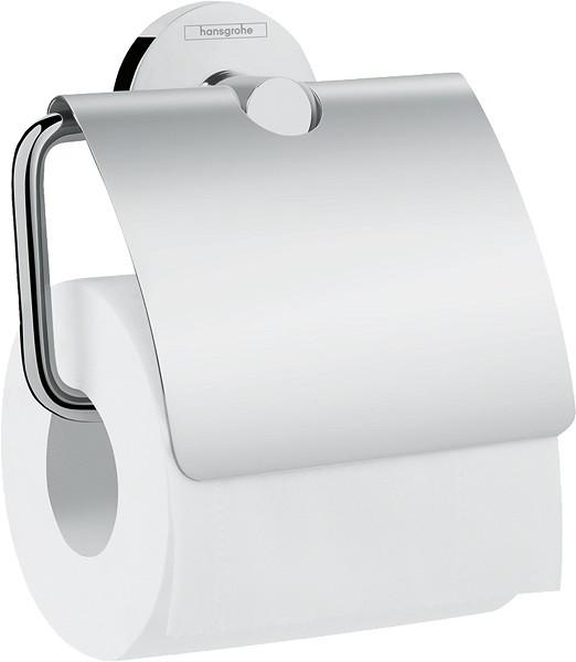 Держатель туалетной бумаги Hansgrohe Logis Universal 41723000 держатель для туалетной бумаги hansgrohe logis 40517000