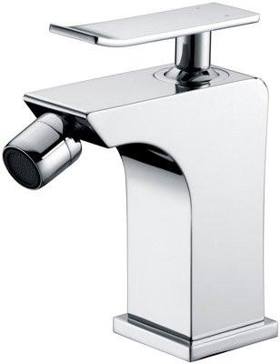 Смеситель для биде без донного клапана BelBagno Ticino TIC-BD-CRM смеситель для ванны belbagno ticino tic vasm crm
