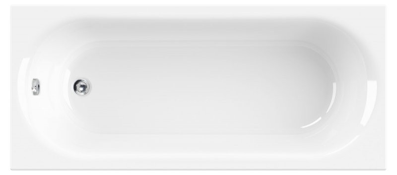 Акриловая ванна 170х75 см Cezares Piave PIAVE-170-75-42