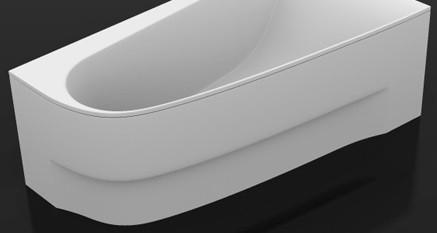 Панель фронтальная 160 см правая Vayer Boomerang 160.090.056.4-2.2.0.0 R фронтальная панель vagnerplast 160 см vppa16002fp2 01