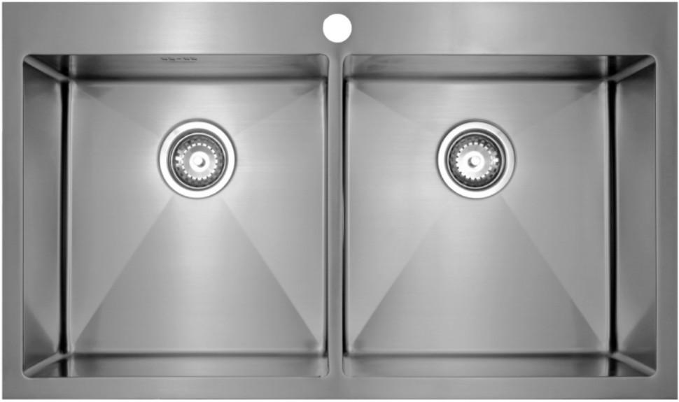 Кухонная мойка Seaman Eco Marino SMB-8851DS.A кухонная мойка seaman eco marino smb 6351prs b