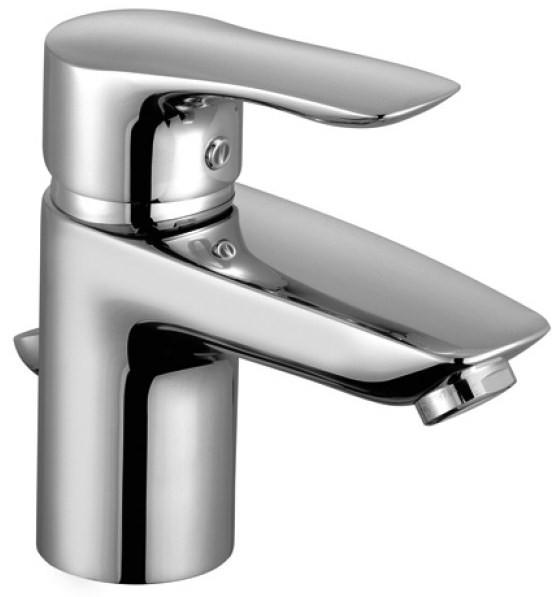 Смеситель для раковины с донным клапаном Kludi Tercio 384810575 цена