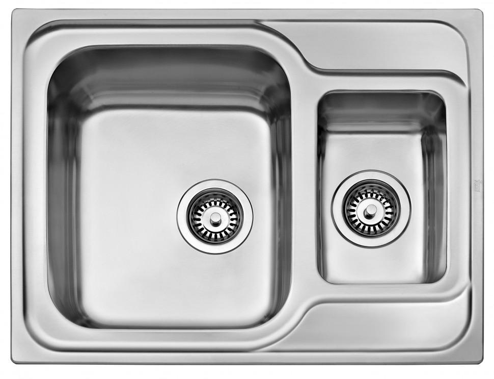 Кухонная мойка Teka Classic 1 1/2B полированная сталь 10119079 кухонная мойка teka classic 1b mctxt