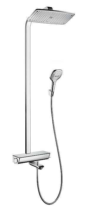 Душевая система Hansgrohe Raindance Select E Showerpipe 27113000