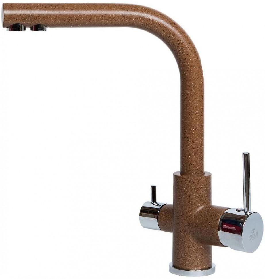 Смеситель для кухни с подключением к фильтру Paulmark Essen Es213011-307 смеситель для кухни с подключением к фильтру paulmark essen es213011 418