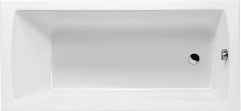 Акриловая ванна 150х70 см Excellent Aquaria WAEX.AQU15WH ванна акриловая bach лаура 150х70 sys1