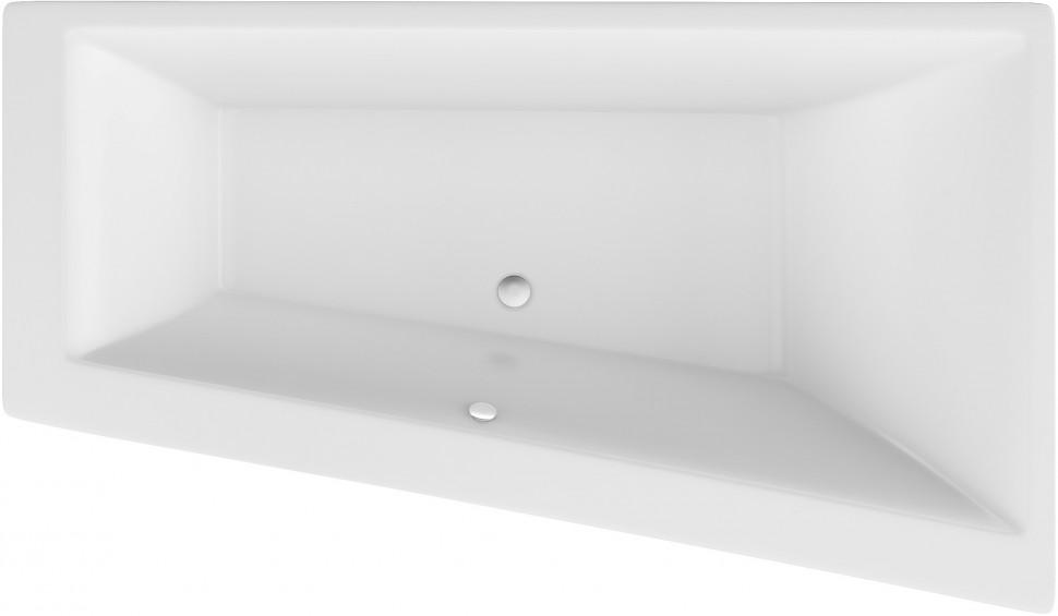 Акриловая ванна 170х100,5 см правая Excellent Sfera WAEX.SFP17WH цена