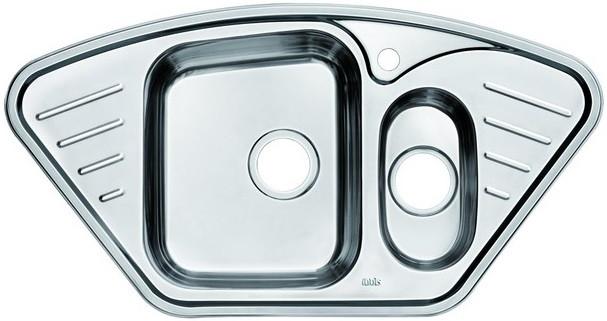 Фото - Кухонная мойка полированная сталь IDDIS Strit STR96PCI77 strit str96pci77