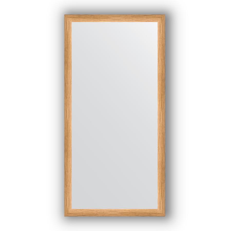 Фото - Зеркало 50х100 см клен Evoform Definite BY 0698 зеркало evoform definite 100х50 клен