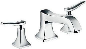 Смеситель для ванны Hansgrohe Metris Classic 31313000 hansgrohe metris classic 31275000 для биде