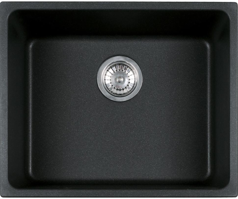 Кухонная мойка Franke Kubus KBG 110-50 оникс 125.0176.636 цена 2017