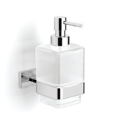 Фото - Дозатор жидкого мыла Langberger Alster 11921A дозатор для жидкого мыла langberger burano хром 11021a