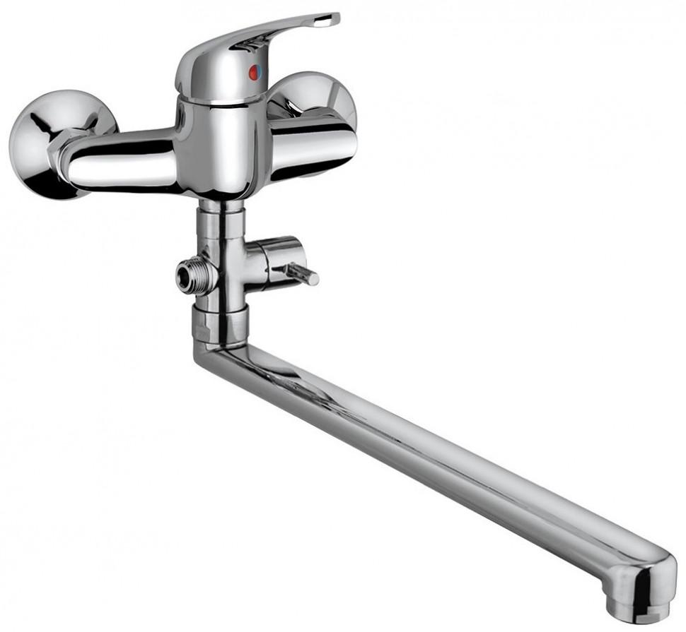 Смеситель для ванны Paini Creta 42CR119CAKM термостат для ванны paini lady 89op105thkm