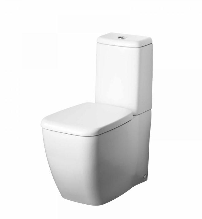 Чаша напольного унитаза с сиденьем микролифт Ideal Standard Ventuno T321501