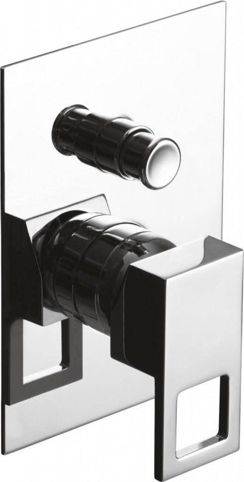 Встраиваемый смеситель для ванны хром, ручка хром Cezares Molveno MOLVENO-VDIM-01-Cr cezares molveno molveno lsm1 01 cr