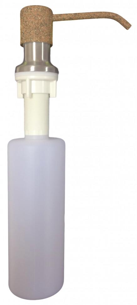 Дозатор для жидкого мыла 300 мл Bamboo Форум терракота 705.722.BM.406