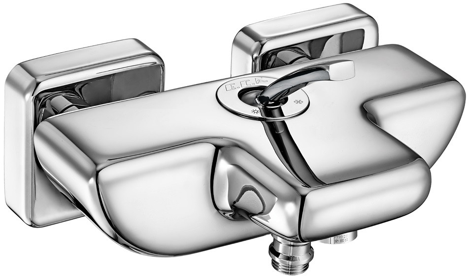 Смеситель для ванны E.C.A Novita 102102447 цена в Москве и Питере