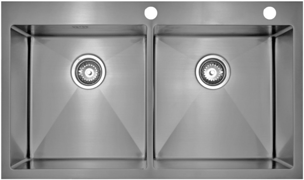 Кухонная мойка Seaman Eco Marino SMB-8851DS.B кухонная мойка seaman eco marino smb 4550s b