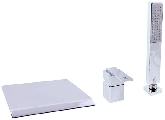 Смеситель на борт ванны Rav Slezak Loira LR574.5Y смеситель для ванны rav slezak loira lr554 5 1