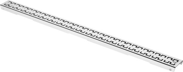 Декоративная решетка 1443 мм Tece TECEdrainline royal нержавеющая сталь 601541