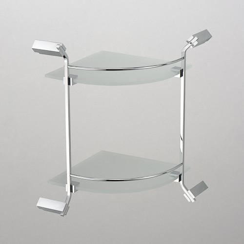 Полка стеклянная Schein Watteau 1212В полка стеклянная schein superior 7066045sc