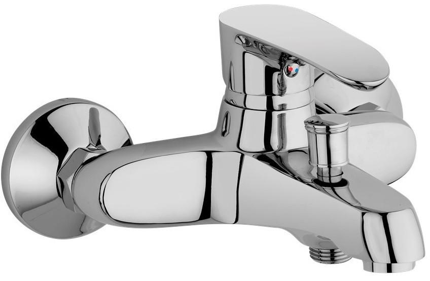 Смеситель для ванны Paini Palermo PACR111KM термостат для ванны paini lady 89op105thkm
