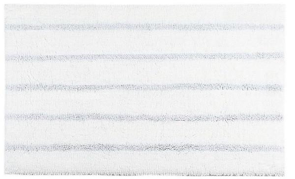 Коврик Kassatex Silver Stripe White/Silver SSR-630-WSI