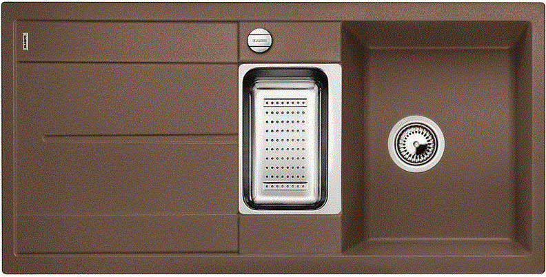 Кухонная мойка Blanco Metra 6S мускат 521892 кухонная мойка blancometra 5s мускат 521886
