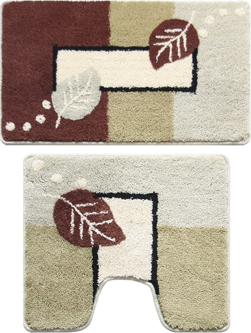 Набор ковриков Milardo Late Autumn 340PA68M13 фото