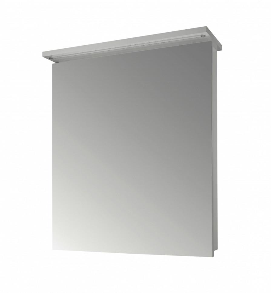 зеркальный шкаф dreja uni 99 9001 Зеркальный шкаф Dreja Sani 60 с Led освещением, л 29336