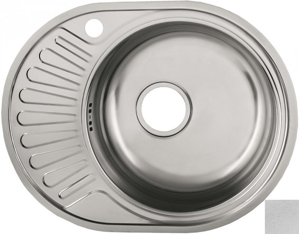 Кухонная мойка декоративная сталь Ukinox Фаворит FAL577.447 -GT8K 1R ukinox grp 693 503 15gt8p 1r