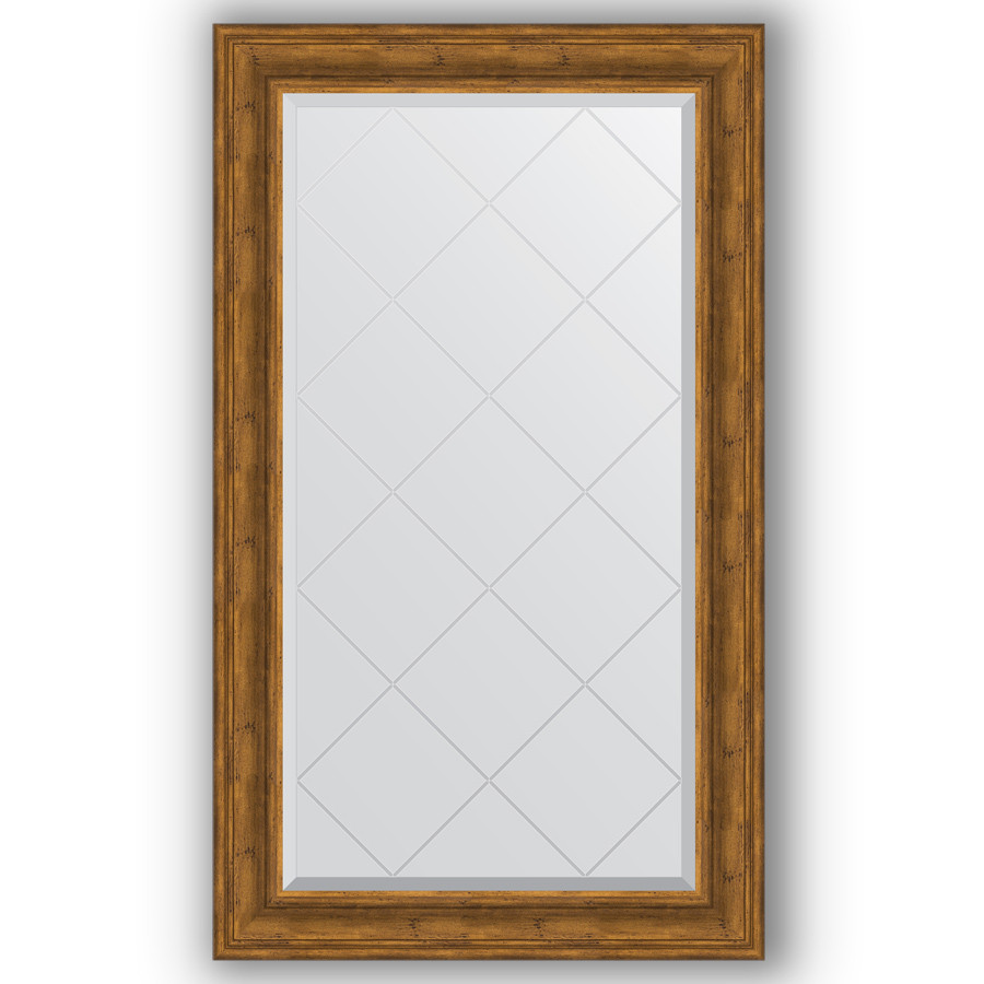 Зеркало 79х134 см травленая бронза Evoform Exclusive-G BY 4247
