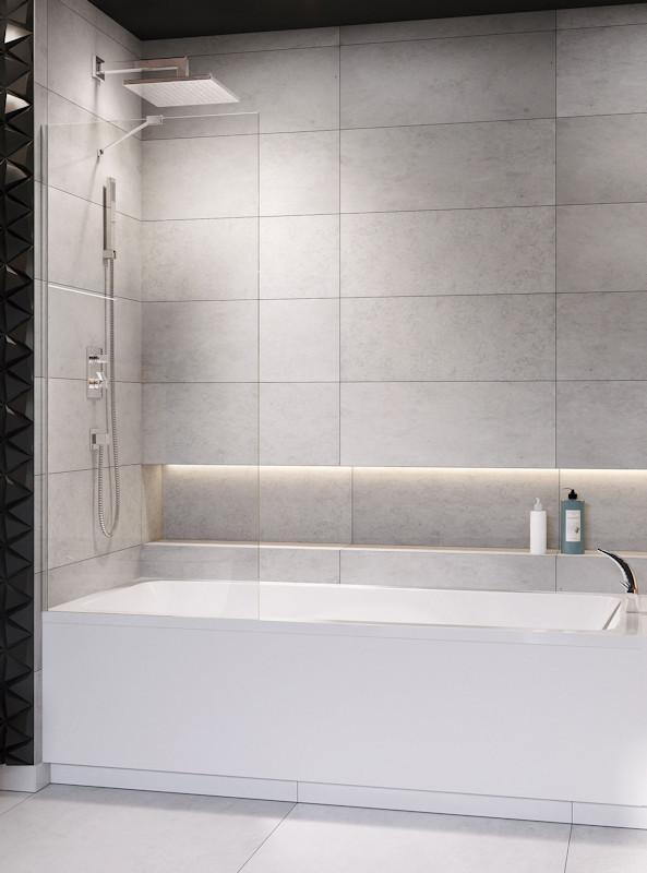 Шторка для ванны Radaway Modo New PNJ 50 прозрачное