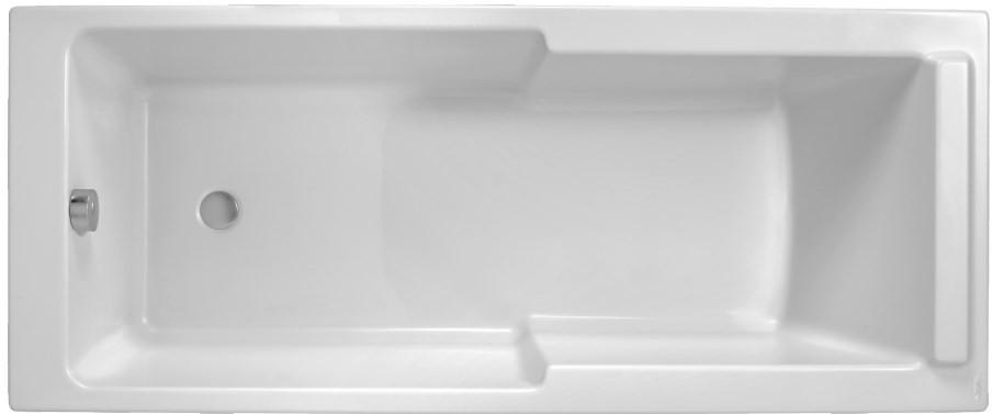 Акриловая ванна 170х70 см Jacob Delafon Struktura E6D020RU-00 акриловая ванна jacob delafon struktura прямоугольная 170x70 e6d020ru 00