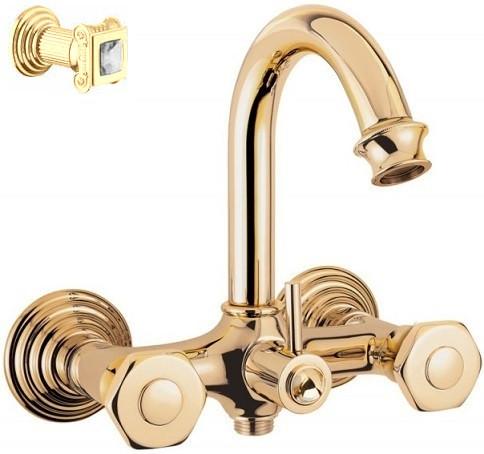 Смеситель для ванны Cezares APHRODITE-V-03/24-SW