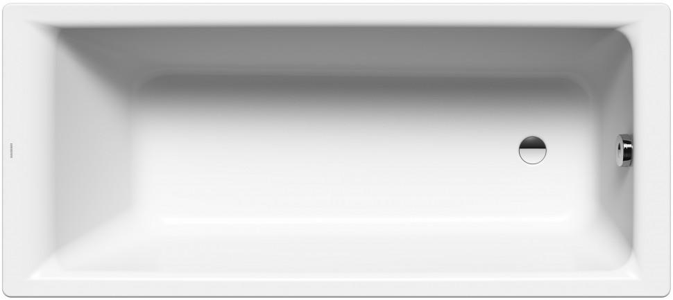 Стальная ванна 170х75 см Kaldewei Puro 652 с покрытием Easy-Clean раковина kaldewei cono 3090 easy clean 90x50 902606013001