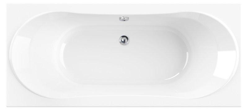 Акриловая ванна 180х90 см Cezares Apollo APOLLO-180-90-49