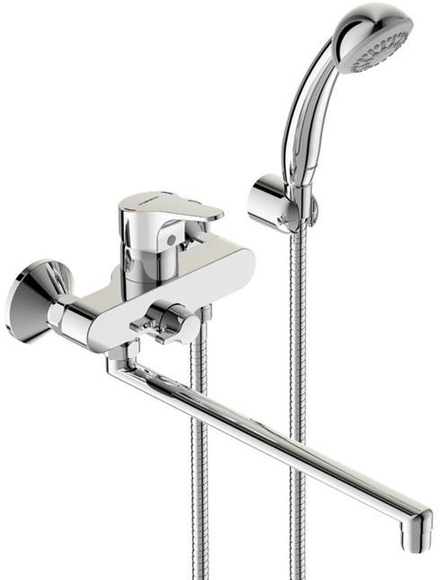 смеситель для ванны vidima seva light b8954aa Смеситель для ванны Vidima Next BA372AA