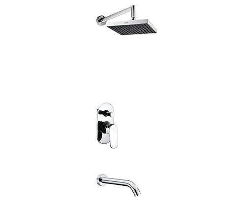 Фото - Набор для ванны WasserKRAFT А13028 alfa 14640