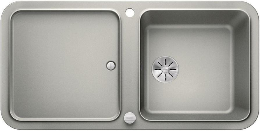 Кухонная мойка Blanco Yova XL 6S InFino жемчужный 523597