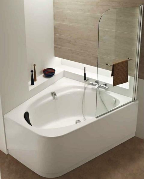 Акриловая ванна 140х140 Jacob Delafon Odeon Up E6070RU-00 акриловая ванна jacob delafon domo e60223 00 135x135