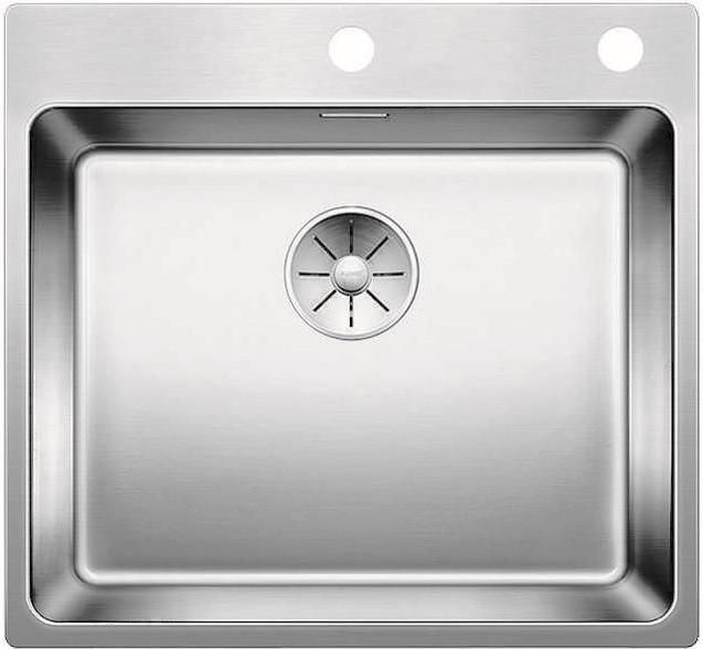 Кухонная мойка Blanco Andano 500-IF/A InFino зеркальная полированная сталь 522994 цена