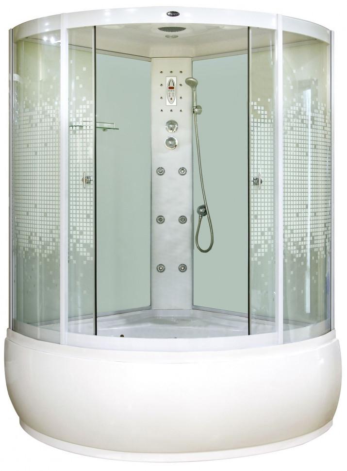 Душевая кабина 150х150х218 см Niagara 31380155S интимато душевая кабина niagara ng 1701 01b 900х900х2200