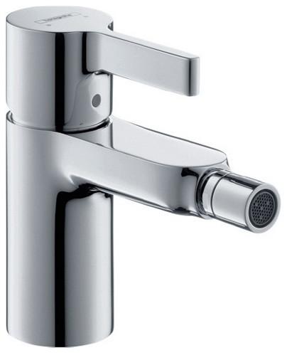 Смеситель для биде с донным клапаном Hansgrohe Metris S 31261000 цена