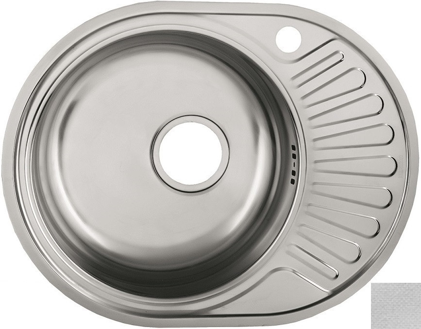 Кухонная мойка декоративная сталь Ukinox Фаворит FAL577.447 -GT6K 2L кухонная мойка декоративная сталь ukinox фаворит fal577 447 gt6k 2l