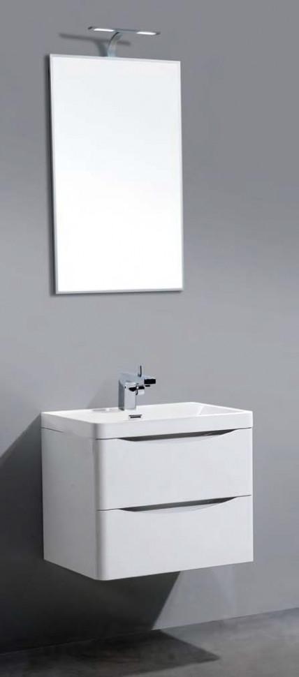 Фото - Тумба белый глянец 60 см BelBagno Ancona-N ANCONA-N-600-2C-SO-BL 3597 ancona black