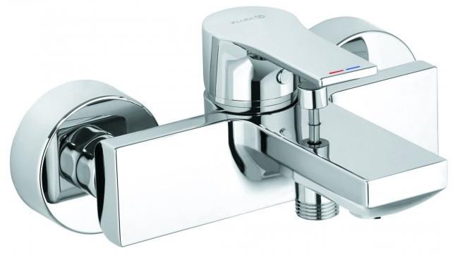 Смеситель для ванны Kludi Zenta SL 486700565 смеситель для ванны kludi zenta белый 386509175