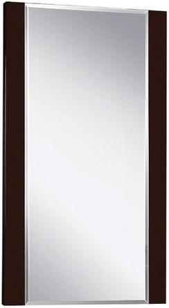 Зеркало 50х85,8 см темно-коричневый Акватон Ария 1A140102AA430 фото
