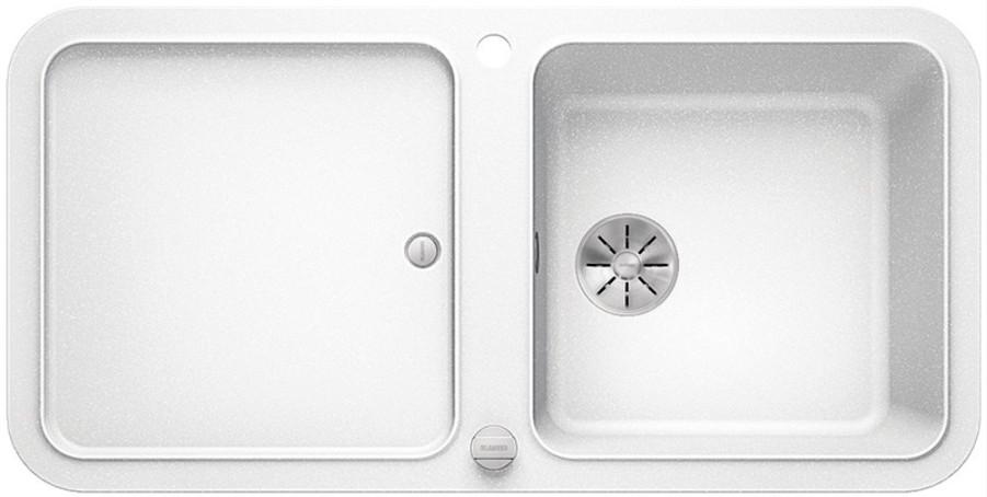 Кухонная мойка Blanco Yova XL 6S InFino белый 523598
